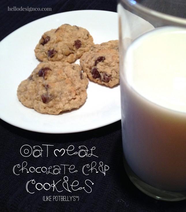 oatmeal-chocolate-chip-cookies