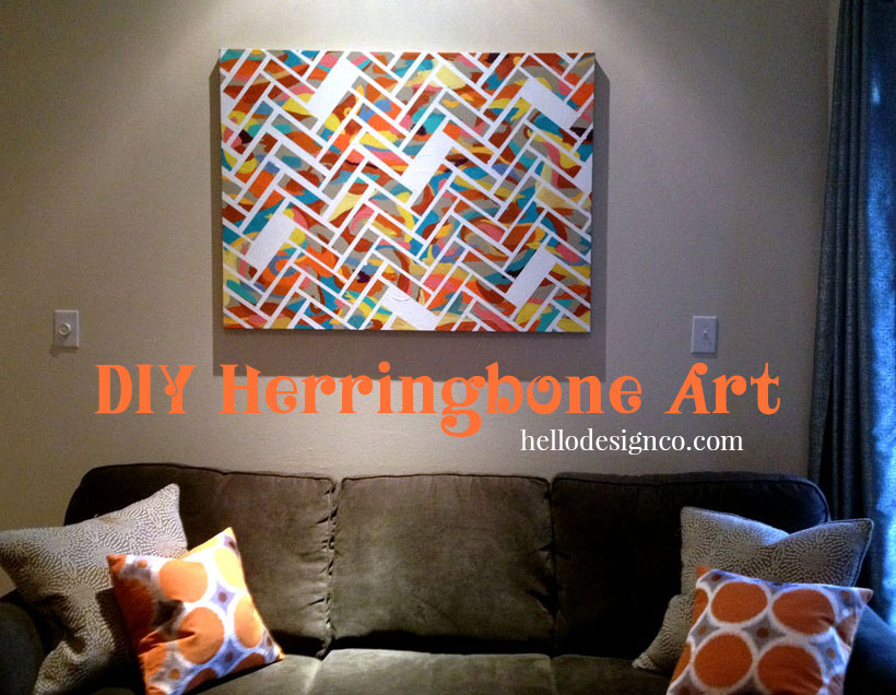 diy_herringbone_art_hello_design_co