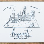hogwarts-illustration